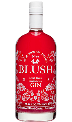 Blush NZ Boysenberry Gin 700ml