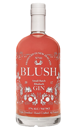 Blush NZ Rhubarb Gin 250ml