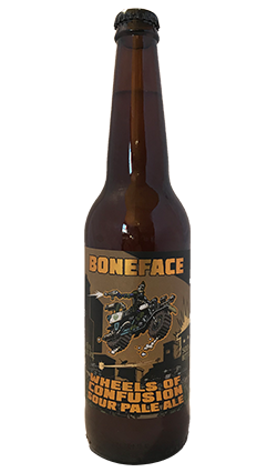 Boneface Wheels Of Confusion Sour Pale Ale 500ml