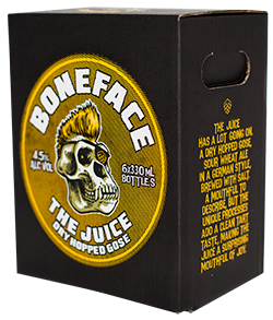Boneface The Juice Hopped Gose 330ml 6pk