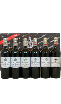 Bordeaux Private Selection mixed 6 pack