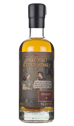 Boutique-y Macduff 18YO 700ml
