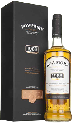 Bowmore 28YO 1988 edition 700ml