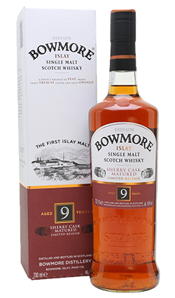 Bowmore 9YO 700ml