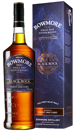Bowmore Black Rock 1000ml