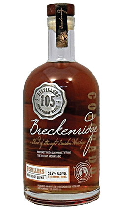 Breckenridge High Proof 750ml