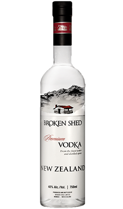 Broken Shed Vodka 700ml