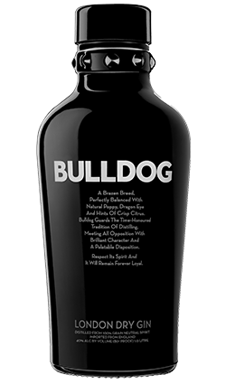 Bulldog London Gin 700ml