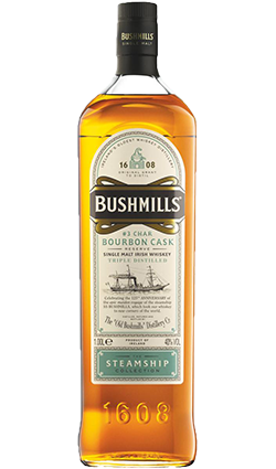 Bushmills Steamship Bourbon Cask 1000ml