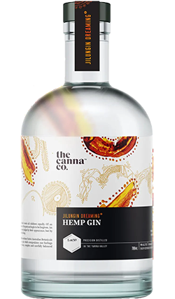 "The Canna Co ""Jilungin Dreaming"" Hemp Gin 700ml"