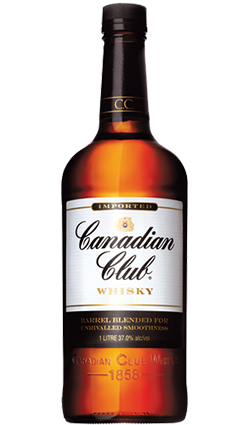 Canadian Club 1000ml