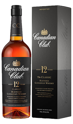 Canadian Club Classic 12YO 700ml