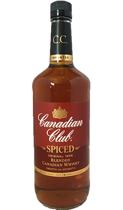 Canadian Club Spiced 1000ml