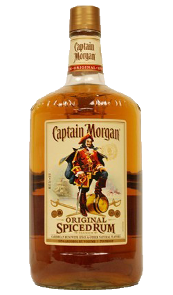 Captain Morgan Spiced 1500ml