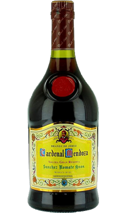 Cardenal Mendoza Brandy 700ml