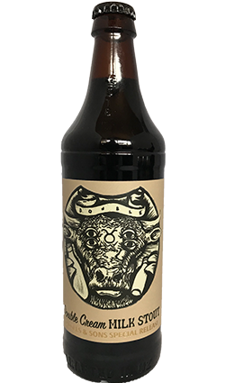 Cassels & Sons Double Cream Milk Stout 518ml