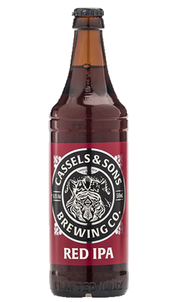 Cassels & Sons Red IPA 518ml