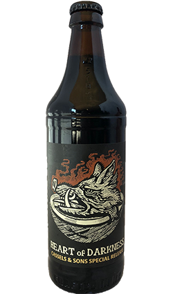 Cassels & Sons Heart of Darkness 518ml