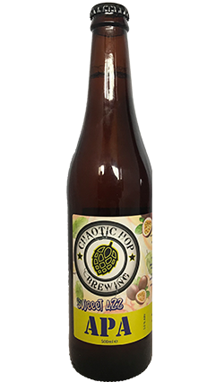 Chaotic Hop Brewing Sweet Azz APA 500ml