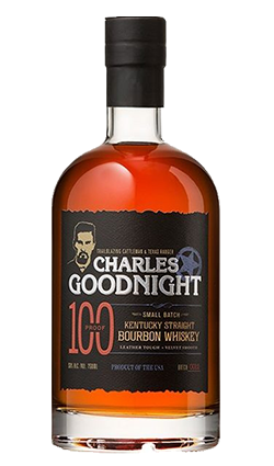 Charles Goodnight Small Batch Bourbon 750ml