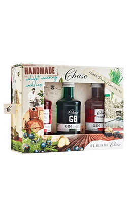 Chase Perfect Serve Gin Pack 3 x 50ml