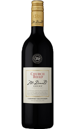 Church Road McDonald Series Merlot 2016 750ml