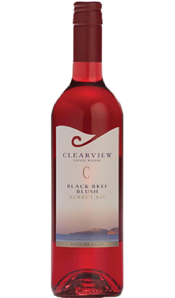 Clearview Black Reef Blush Rose 2020 750ml