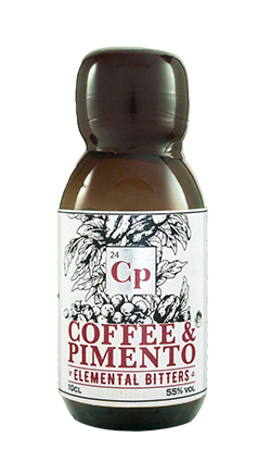 Coffee and Pimento Bitters 100ml