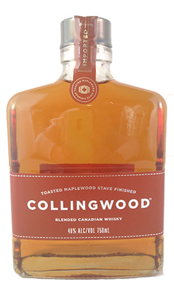 Collingwood Canadian Whisky 750ml