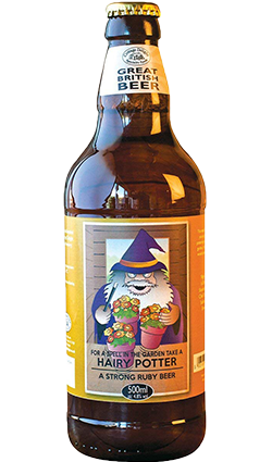 Cottage Delight Hairy Potter Beer 500ml