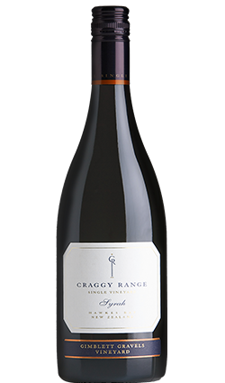 Craggy Range Syrah 2018 750ml