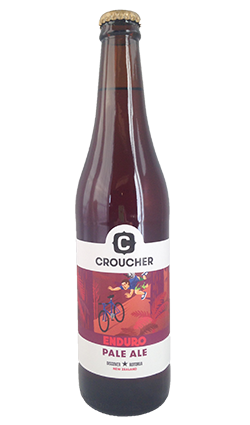 Croucher Enduro Pale Ale 330ml (BB Jun 19)