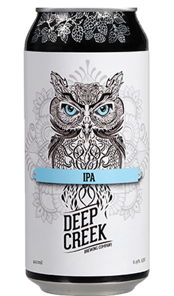Deep Creek Wisdom IPA 440ml