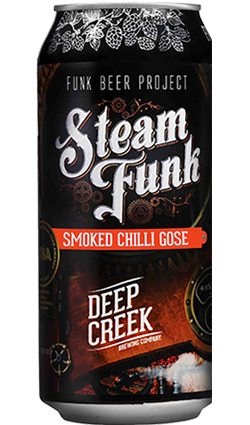 Deep Creek Steam Funk Smoked Chilli Gose 440ml Can