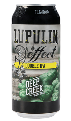 Deep Creek Lupulin Effect Double IPA 440ml Can