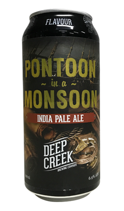 Deep Creek Pontoon in a Monsoon IPA 440ml Can