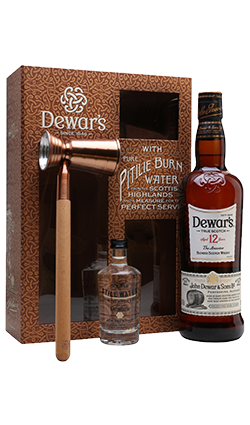 Dewar's 12YO + Still Water 700ml