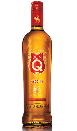 Don Q Gold Rum 750ml