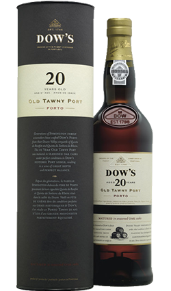 Dows 20YO Tawny Port 750ml