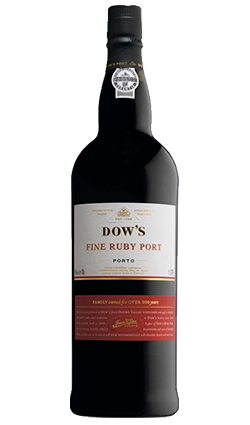 Dows Fine Ruby Port 750ml