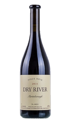 Dry River Pinot Noir 2018 700ml