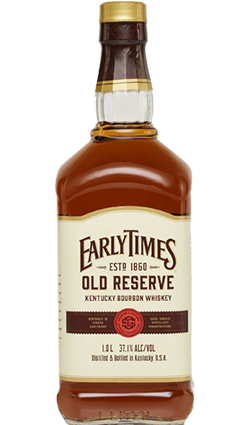Early Times Bourbon 1000ml
