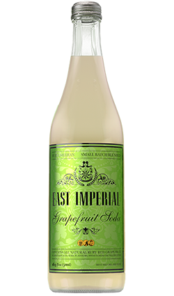 East Imperial Grapefruit Soda 500ml