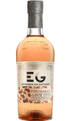 Edinburgh Pomegranate & Rose Gin Liqueur 500ml