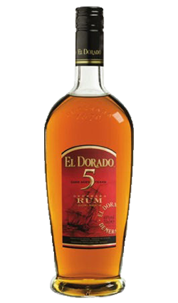 El Dorado 5YO Rum Golden 700ml