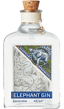Elephant Strength Gin 500ml