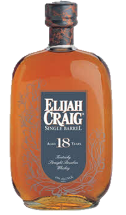 Elijah Craig 18YO Bourbon Single Barrel Bourbon 750ml