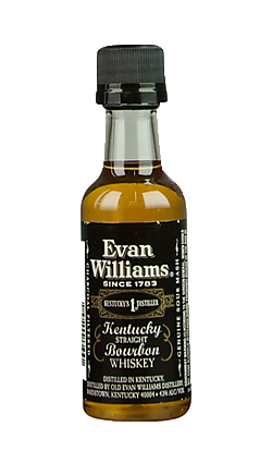 Evan Williams Bourbon Mini 50ml