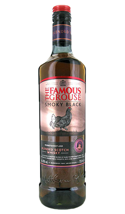 Famous Grouse Smoky Black 700ml