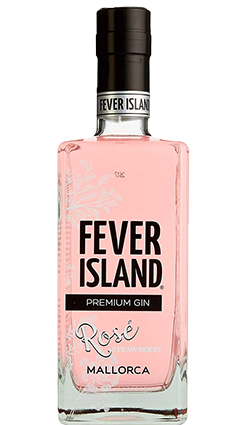 Fever Island Strawberry Pink Gin 700ml